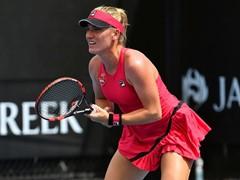 FILA Sponsored Tennis Athlete Timea Babos Wins Hungarian Ladies Open
