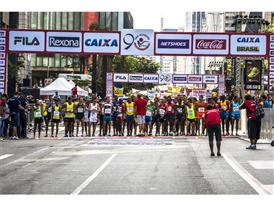 FILA Brazil at the São Silvestre Race