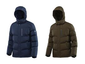 FILA GOLF, the Release of the Stretch Down Jacket