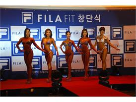 The FILA Fit Squad Takes the World Stage