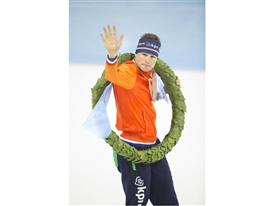 FILA Athlete Sven Kramer Wins His Eighth Allround Champion Title