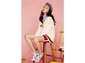FILA KOREA, Shoes Campaign with Shin Dong-woo and Lee Soo-min