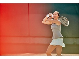 FILA's Sponsored Athletes to Debut Net Set and Adrenaline Collections in Indian Wells