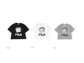 FILA x Betty Boop tops