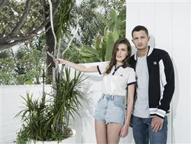 FILA Launches Women's & Men's Heritage Apparel Collection for Spring 2016