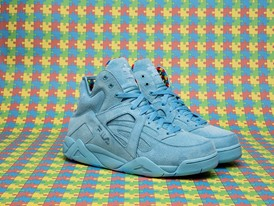 Shoe City x Fila Vintage Cage