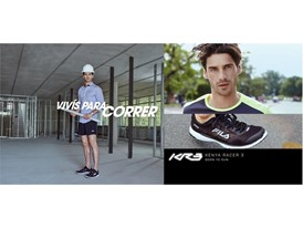 FILA men's Kenya Racer 3 in black