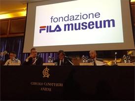 Un Campione per Amico Conference in Rome, Italy