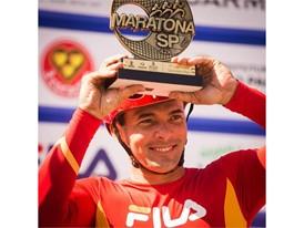 FILA athlete Jaciel Paulino