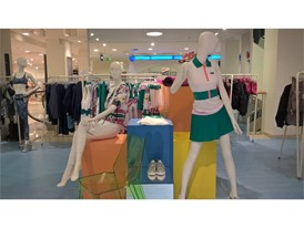 LOVE FILA by Marion Bartoli launches in the Kadewe Department Store in Berlin