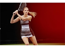 Karolina Pliskova debuts FILA women's Heritage collection