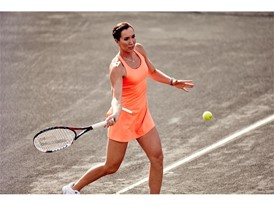 FILA athlete Jelena Jankovic debuts the FILA women's Platinum collection