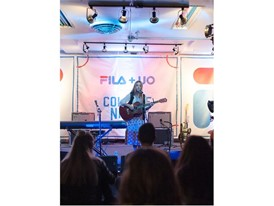 FILA & Urban Outfitters Present College Night at UO Cambridge Featuring Local Musician Carolyn Flaherty