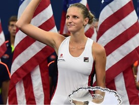 Congratulations to FILA Tennis Athlete Karolina Pliskova: 2016 US Open Runner-Up