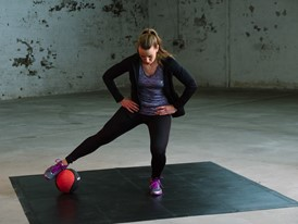 FILA Germany Teams Up With Olympic Gold Medalist Tina Maze to Present the Perfect At-Home Workout