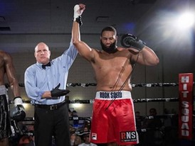 Darmani Rock Continues His Undefeated Streak