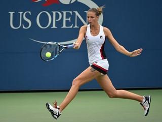FILA Sponsored Athlete Karolina Pliskova at the 2016 US Open