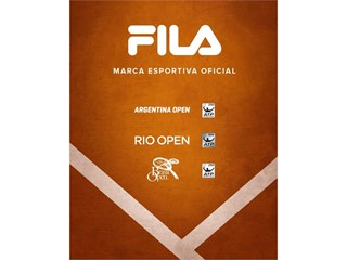 FILA Dominates the Tennis Circuit in South America