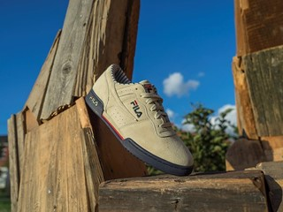 "FILA's ""Between The Lines"" Pack Celebrates the Brand's DNA"