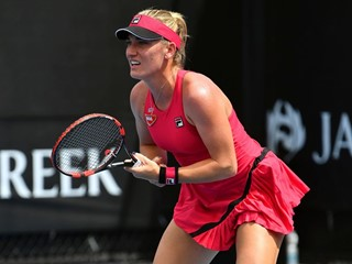 FILA Sponsored Tennis Athlete Timea Babos Wins Hungarian Ladies Open