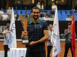 FILA's Marin Cilic Wins Istanbul Open Title