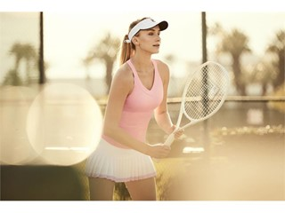 FILA Launches Women's Simply Smashing Tennis Collection