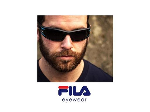 DeRigo launches new imagery for FILA Eyewear