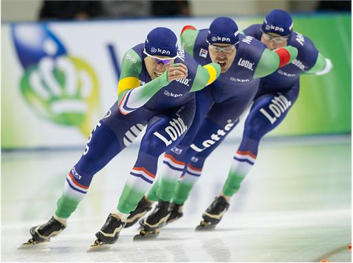 Federation of Dutch Ice Skating (KNSB) team