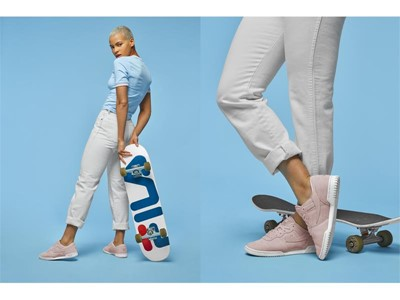 FILA Launches New Women's Footwear Collection for Spring '17