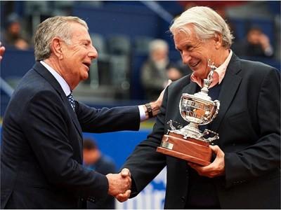 Barcelona Open Banc Sabadell Honors FILA's Martin Mulligan