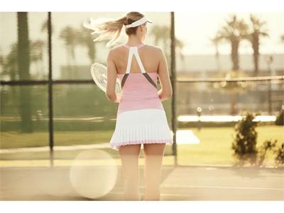 FILA Launches Women's Simply Smashing Tennis Collection