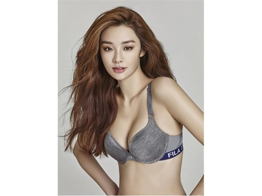 FILA INTIMO 2016 S/S Inner-wear Photo Shoot ('Stephanie Lee')