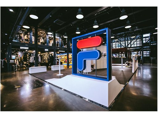 FILA's 2ND 'WEKICKSTOWN' EXHIBITION