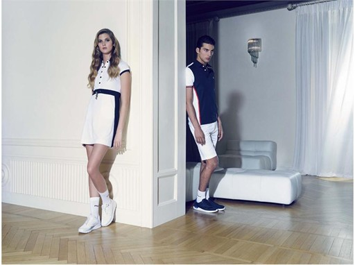 FILA Men's and Women's SS16 Modern Heritage Collection