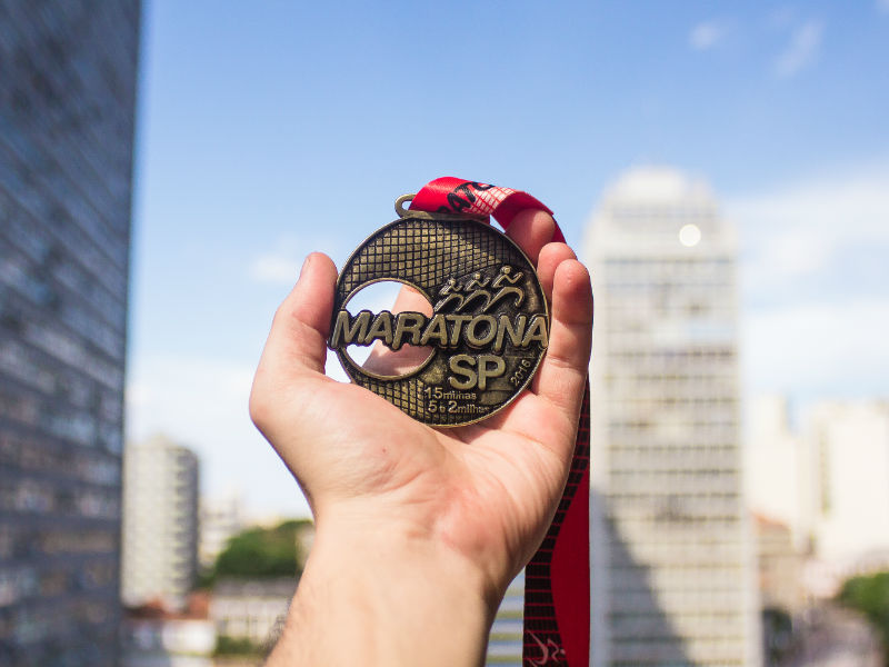 The 22nd Annual São Paulo Marathon