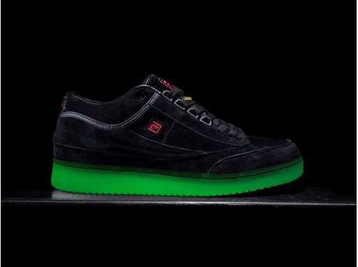 FILA Teams Up With Nas and Sony Pictures For Ghostbusters Collection
