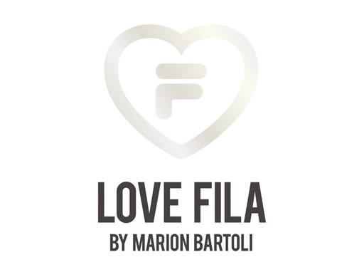LOVE FILA by Marion Bartoli