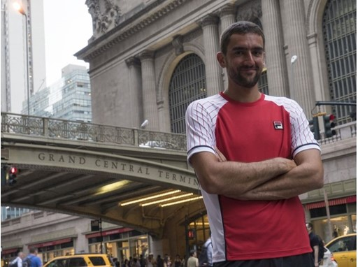FILA Signs Sponsorship Agreement With ATP World Tour Player Marin Cilic