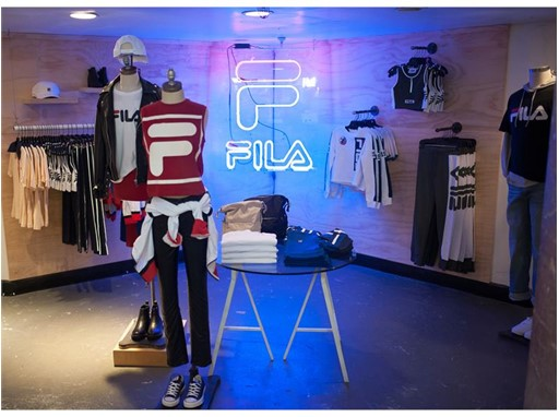 FILA & Urban Outfitters Present College Night at UO Cambridge Featuring Shura