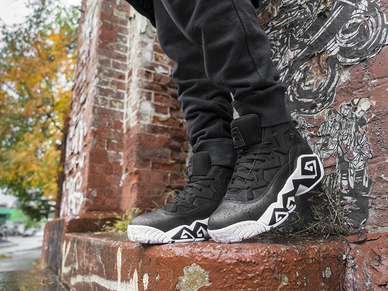 FILA to Launch the Zero Dark Pack (00:00) For an April 7th Target