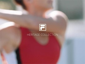 FILA women's Heritage Collection video (30 sec.)