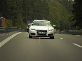 Footage / B-Roll Audi Piloted Driving