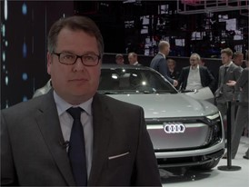 Audi's electric mobility strategy