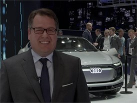 Dr. Dietmar Voggenreiter, Board Member Sales and Marketing Audi AG talks about the message Audi is sending to China?