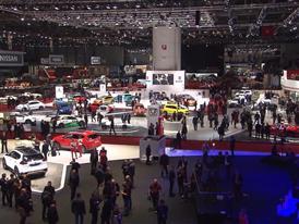 General shots 2016 Geneva Motor Show
