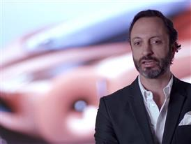 The BMW VISION NEXT 100 - Making of - Interview Karim Habib