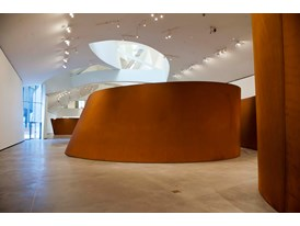 Giant Sculptures by Richard Serra