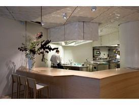 Kitchen at Nerua Restaurant