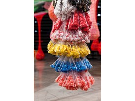 Stree Vendor Candy Bunches