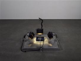Lighted-Center-Piece-(1967-68)-Nauman